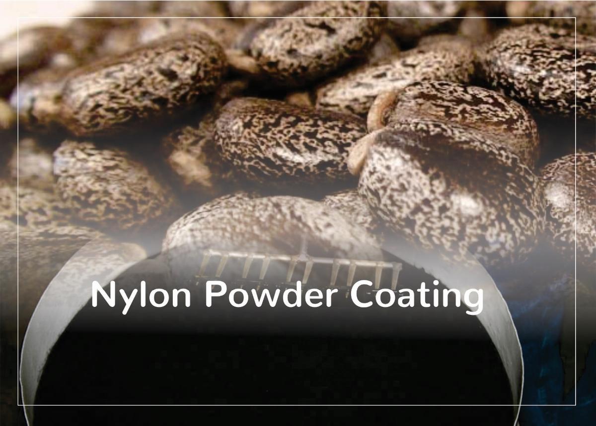 Rather Nylon Flakes And